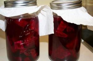Kvass (basert på rødbeter)