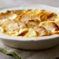 gratinerte poteter