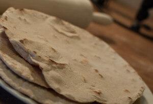 hjemmelagde tortillalefser
