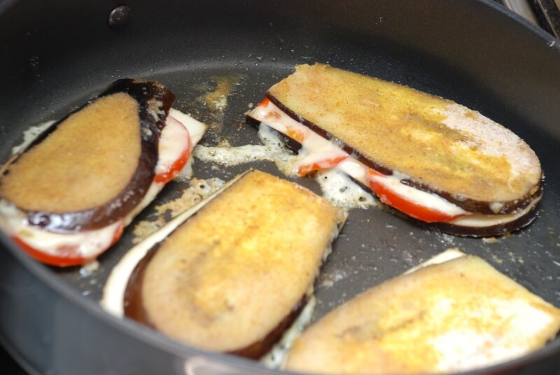 Panert aubergine