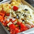 Ovnsbakte grønnsaker